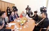 Việt Nam cam kết cùng IPU các nghị viện ưu tiên phát triển bền vững