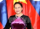 ប្រធានរដ្ឋសភា លោកស្រី Nguyen Thi Kim Ngan ចាប់ផ្តើមដំណើរទស្សនកិច្ចចូលរួម IPU-137នៅរុស្ស៊ី