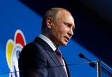 Путин объявил XIX Всемирный фестиваль молодежи и студентов открытым