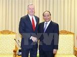 Thủ tướng Nguyễn Xuân Phúc tiếp Đại sứ Hoa Kỳ chào từ biệt