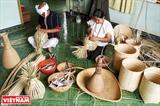 Nghề đan lát truyền thống của người Churu