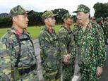 Chủ tịch nước Trần Đại Quang thăm làm việc với Bộ Quốc phòng