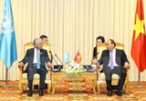 Việt Nam sẽ đóng góp tích cực vào công việc chung của Liên hợp quốc
