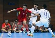 Đội tuyển Việt Nam đặt mục tiêu vào chung kết Futsal Đông Nam Á