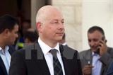 Đặc phái viên Mỹ về Trung Đông tới Ai Cập bàn về hòa giải Palestine