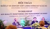 Hà Nội phối hợp với Pháp thúc đẩy cải thiện chất lượng môi trường