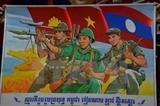 Trao giải cuộc vận động sáng tác về tình đoàn kết chiến đấu Việt-Lào-Campuchia