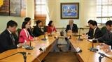 Делегация ЦК КПВ находится в Новой Зеландии с визитом