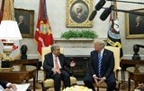 Трамп обсудил с Гутерришем КНДР Сирию и реформу ООН