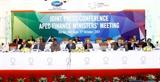 На Совещании министров финансов АТЭС 2017 сделано совместное заявление