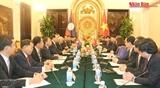 Активизация многостороннего сотрудничества между Вьетнамом и Лаосом