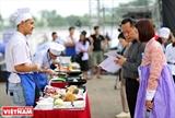 ハノイにおける韓国飲食空間を発見
