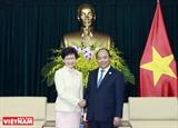 Hong Kong-Trung Quốc kỳ vọng có nhiều cơ hội đầu tư tại Việt Nam