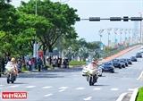 Dân Đà Nẵng háo hức đón đoàn APEC