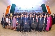 Молодежь вносит активный вклад в устойчивое развитие АТЭС