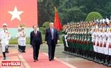Tiếp tục làm sâu sắc hơn quan hệ Đối tác toàn diện Việt Nam-Hoa Kỳ