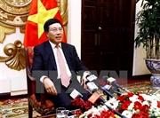 Phó Thủ tướng Phạm Bình Minh: APEC 2017 thành công toàn diện