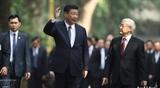 Мероприятия Генерального секретаря ЦК КПК Председателя КНР Си Цзиньпина во Вьетнаме