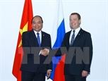 Thủ tướng Nguyễn Xuân Phúc gặp Tổng thống Philippines và Thủ tướng Nga