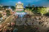 Không gian phố đi bộ tạo điểm nhấn cho du lịch Thủ đô