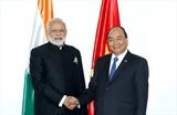 Вьетнам и Индия расширяют двустороннее сотрудничество