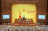 Нацсобрание СРВ приняло резолюцию о распределении госбюджета в 2018 году