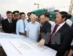 Tổng Bí thư Nguyễn Phú Trọng thăm và làm việc tại thành phố Hải Phòng