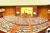 Bắt đầu Phiên chất vấn và trả lời chất vấn các thành viên Chính phủ