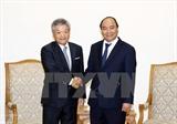 Премьер Вьетнама Нгуен Суан Фук принял главу японской корпорации Nikkei