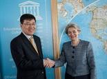 ທ່ານ Lee Byong-hyun ໄດ້ຮັບການເລືອກຕັ້ງເປັນປະທານສະພາບໍລິຫານງານ UNESCO 17 ພະຈິກ 2017