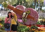 Lần đầu tiên tổ chức Tuần Văn hóa trà Lâm Đồng tại Festival Hoa Đà Lạt