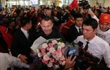 Hai huyền thoại Ryan Giggs và Paul Scholes của MU đến Việt Nam