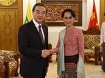 Trung Quốc đề xuất xây dựng hành lang kinh tế với Myanmar