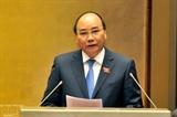 Избиратели Вьетнама высоко оценили ответы премьера страны на вопросы депутатов парламента