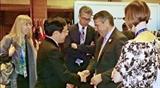 Двусторонние встречи Вице-премьера Главы МИД Вьетнама в рамках 13-й встречи министров иностранных дел АСЕМ