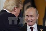 Tổng thống Nga và Mỹ thảo luận nhiều vấn đề quốc tế nóng bỏng