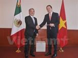 Mexico đánh giá cao thành tựu phát triển kinh tế xã hội của Việt Nam