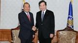 Вьетнам и Южная Корея согласились тесно координировать действия на многосторонних форумах