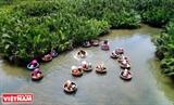 Cam Thanh le pays des cocotiers deau