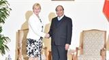 Швеция желает быть хорошим другом и надежным партнером Вьетнама