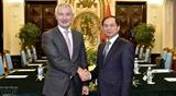 Развитие отношений дружбы и многогранного сотрудничества между Вьетнамом и Бельгией