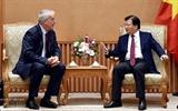 Вьетнам приветствовал участие корпорации VTG в развитии транспортной инфраструктуры