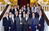 Việt Nam mong muốn các doanh nghiệp Nhật Bản mở rộng đầu tư