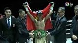 Võ sĩ Trần Văn Thảo giành đai WBC lịch sử cho Boxing Việt Nam