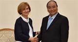 Премьер-министр Вьетнама принял Государственного секретаря по иностранным делам Португалии