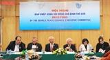 В Ханое открылась Конференция Исполнительного комитета Всемирного совета мира 2017