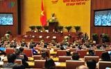 Депутаты вьетнамского парламента проголосовали за Законопроект о планировании
