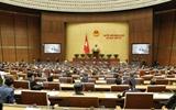 Kỳ họp thứ 4 của Quốc hội khóa XIV bế mạc sau một tháng làm việc