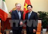 Ireland cam kết dành khoản ODA 75 triệu euro mỗi năm cho Việt Nam