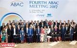 ABAC 2017 đề cao kinh tế số và kêu gọi thúc đẩy tự do hoá thương mại